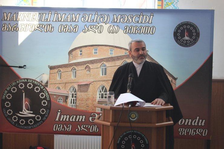 Hacı Rasim Məmmədovun imaməti ilə Cümə namazı qılındı (Foto-Video)