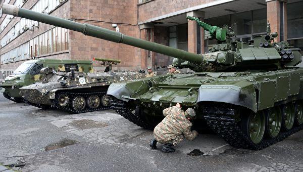 Rus tankı dünyanın ən güclü tankı seçilib